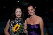 Preisverleihung 2011 mit Hannelore Elstner