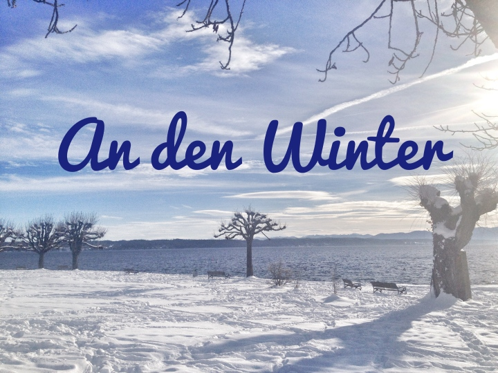 An den Winter